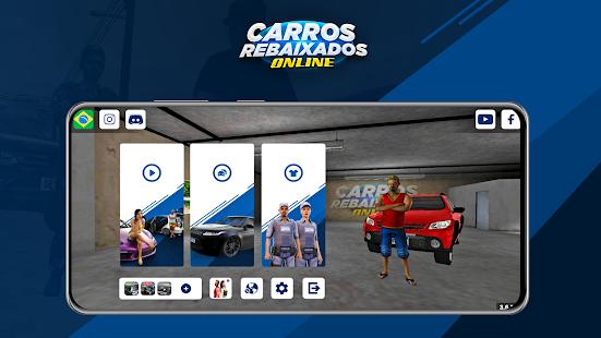 Carros Rebaixados Online 3.6.15 screenshots 1