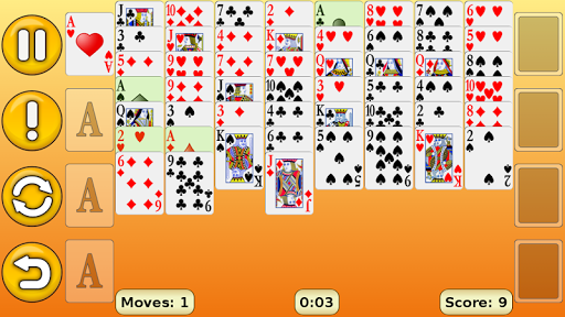FreeCell 1.17 Screenshots 10