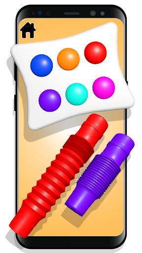 Fidget Toys Calming Games Sensory kit anti anxiety  screenshots 7