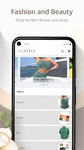 YesStyle - Fashion & Beauty Shopping 4.4.1 Screenshots 3