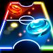 ネオンエアホッケー-極端なA.I. チャンピオンシップ - Androidアプリ