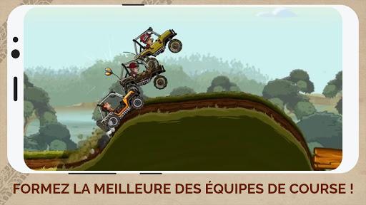 Code Triche Hill Climb Racing 2 (Astuce) APK MOD screenshots 4