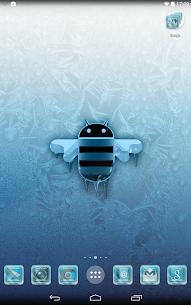 Frozen Android NOVA Launcher Theme – Iconpack Apk Download New 2021 5
