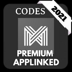 Applinked codes Premium 2021 Apk Lastest Version 2021** 3