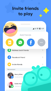 Voga – Play games and voice chat with new friends. 4