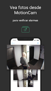 Ajax Security System Screenshot