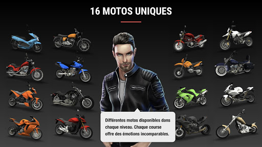 Code Triche Racing Fever: Moto (Astuce) APK MOD screenshots 2