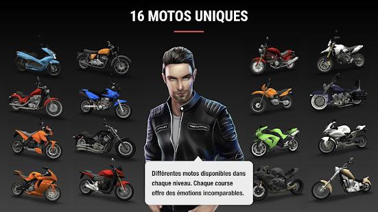 Racing Fever: Moto screenshots apk mod 2