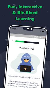 Hacker X vhackerx_1.1.1 MOD APK – Learn Ethical Hacking & Cybersecurity 1