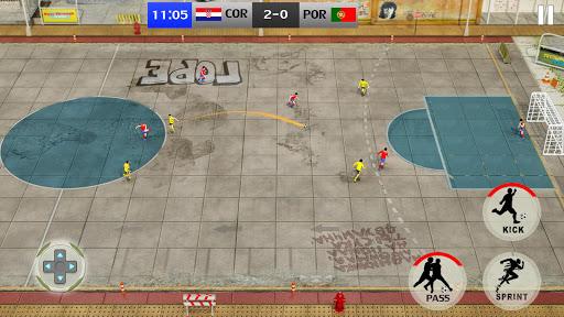 Street Soccer Games: Offline Mini Football Games 3.0 Screenshots 8