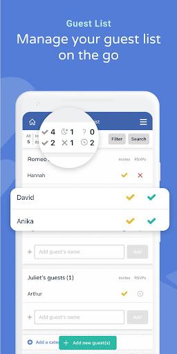 Bridebook - Wedding Planning App 1.9.66 Screenshots 6