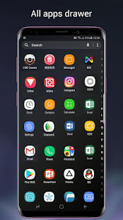 Super S9 Launcher for Galaxy S9/S8/S10 launcher