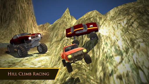 offroad hill driving screenshot 1