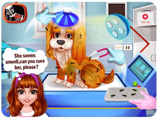 Puppy Pet Vet Salon And Daycare Activities 3.0.3 screenshots 6