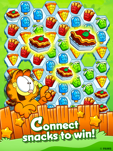 Garfield Snack Time  screenshots 11