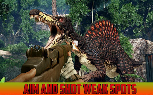 Jungle Dinosaurs Hunting Game - 3D screenshots 11