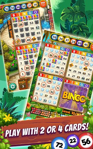 Bingo Quest - Summer Garden Adventure Apkfinish screenshots 4