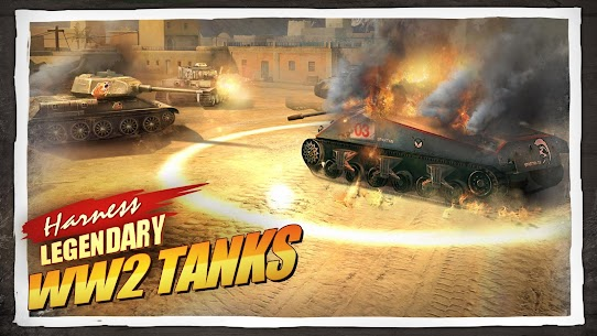 Download Brothers in Arms the popular war game of Brothers War 3 Android + data 3
