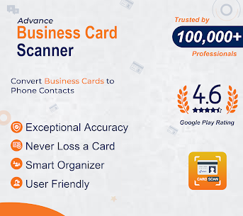 Business Card Scanner & Reader – Scan & Organize (PREMIUM) 4.5365 Apk 1