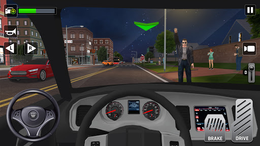 City Taxi Driving: Fun 3D Car Driver Simulator  Screenshots 7
