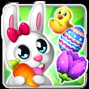 Easter Bunny Swipe: Egg Game