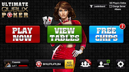 Ultimate Qublix Poker 1.78 screenshots 1
