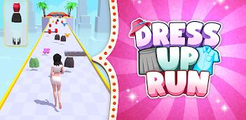 Jugar a DressUp Run! gratis en la PC, así es como funciona!