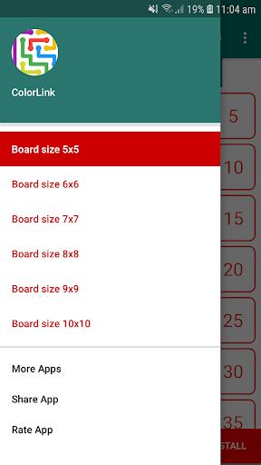 line color linking: link color dots screenshot 2