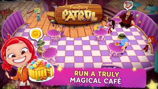 Fantasy Patrol: Cafe screenshots 1