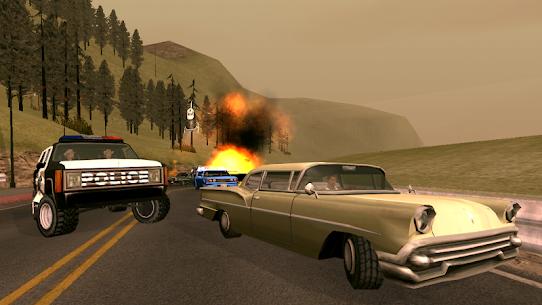 Grand Theft Auto San Andreas 5