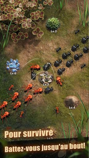 Les Fourmis: Royaume souterrain APK MOD (Astuce) screenshots 4
