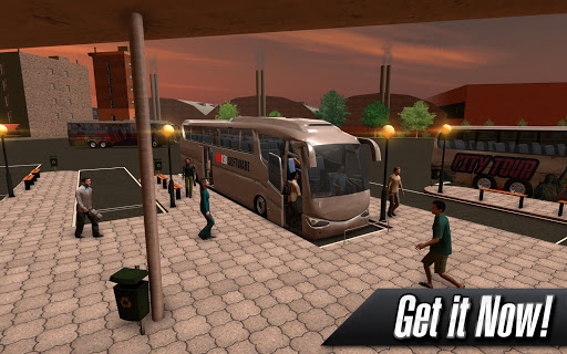 Coach Bus Simulator 1.7.0 Screenshots 8