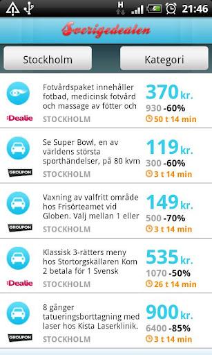 Sverigedealen For PC Windows (7, 8, 10, 10X) & Mac Computer Image Number- 6