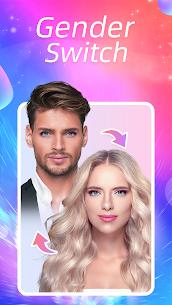 Magic Face:face aging, young camera, fantastic app 6