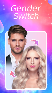 Magic Face:face aging, young camera, fantastic app 1.6.0 Screenshots 6