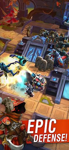 Defenders 2 TD: Base Tower Defense. Strategy & CCG 1.9.220080 screenshots 7