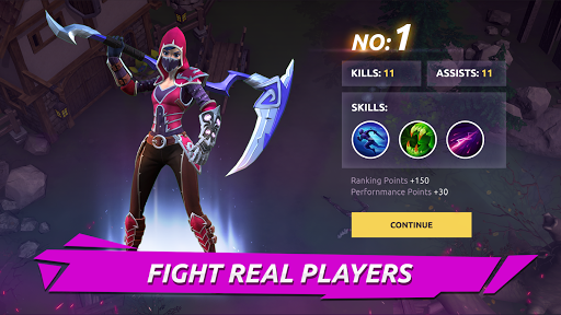 FOG - Battle Royale 0.4.1 screenshots 4