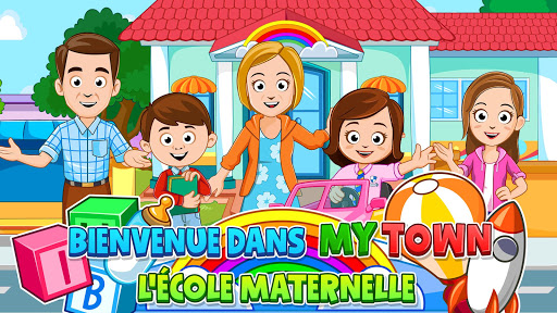 Code Triche My Town : Preschool APK MOD (Astuce) screenshots 1