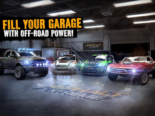 Asphalt Xtreme: Rally Racing 1.9.4a screenshots 3