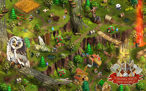 Viking Saga 2: New World  screenshots 10