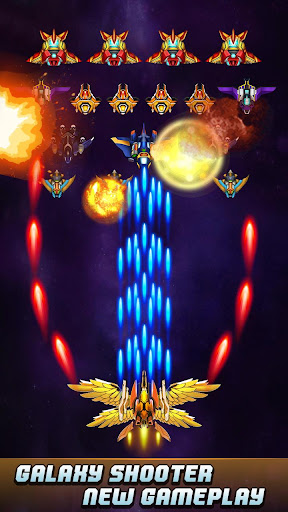 Space Attack Galaxy - Infinity Shooting 1.0.1 de.gamequotes.net 3