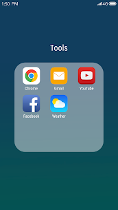 X Launcher: With OS13 Style Theme & Control Center 4