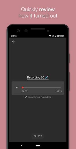 Smart Recorder u2013 High-quality voice recorder apktram screenshots 4