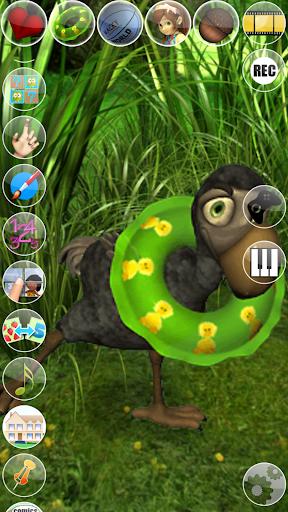 Talking Didi the Dodo apktram screenshots 4