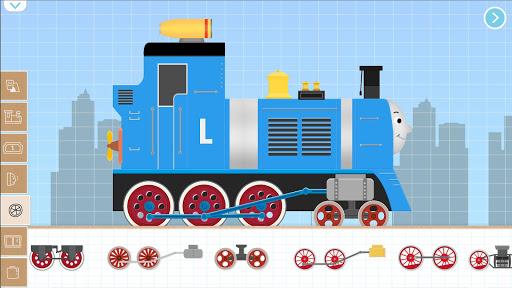 Labo Brick Train Build Game 4 Kids, Toodlers, Baby 1.7.346 Screenshots 1