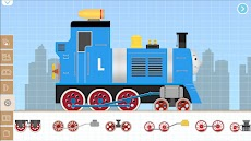 Labo 子供のためのレンガ列車ゲーム-子供の列車ゲーム鉄道レースゲーム。のおすすめ画像1