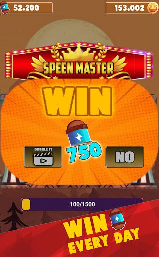 Speen Master - Daily Spins and Coins apktram screenshots 3