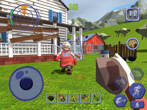 Scary Clown Man Neighbor. Seek & Escape Apkfinish screenshots 22