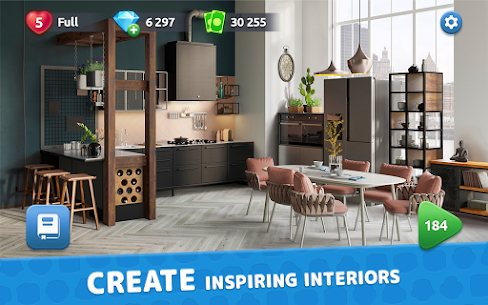 Design Masters — interior design Mod 1.4.2969 Apk [Unlimited Money] 5