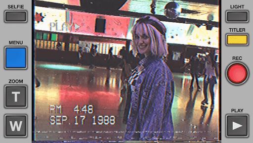 Rarevision VHS Camcorder Lite 📼📹 Retro 80s Cam  screenshots 3